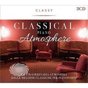 Video Delta VARIOUS ARTISTS - CLASSICAL ATMOSPHERE - CD