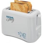 Nova NBT-23o6 800 W Pop Up Toaster(White)