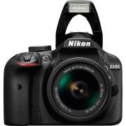 Camara Reflex Nikon D3400 Kit Lente 18-55mm 24mp Full Hd