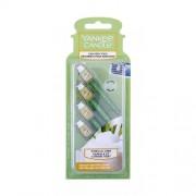 Yankee Candle Vanilla Lime Vent Stick zapach samochodowy 4 szt unisex