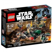Lego StarWars Rebel Trooper Battle Pack 75164 Multi Color