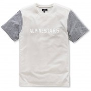 Alpinestars Big Name T-shirt Blanco L