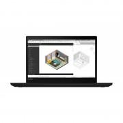 """ThinkPad P14s Station de travail mobile Noir 35,6 cm (14"""") 1920 x 1080 pixels 10e génération de processeurs Intel® Core™ i7 32 G"""