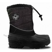 Halti Ponto DX Snowboot Junior, 33, Svart