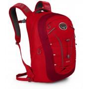 OSPREY Axis 18 II Městský batoh OSP2103036403 cardinal red