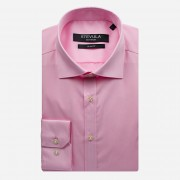 STEVULA Staroružová pánska košeľa, Slim fit Veľkosť: S 37/38