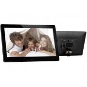 "Braun DigiFrame 101 Business Line Digital fotoram 25.7 cm 10.1 "" 1024 x 600 pixel Svart"