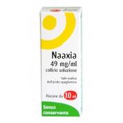 Laboratoires Thea Naaxia 49 Mg/Ml Collirio, Soluzione Flacone 10 Ml