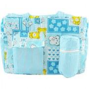 Ole Baby Big Multi utility Little Hearts diaper bag OB-BDB-B074