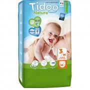Tidoo Nature Luiers Maat 3 - Midi 4-9kg