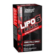 Lipo-6 Black Ultra Concentrated (60 kap.)