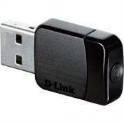 D-Link trådlöst USB-nätverkskort med 802.11ac
