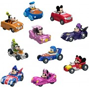 Fisher-Price Disney Mickey & the Roadster Racers, Hot Rod Vehicles, 10 Pack