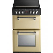 Stoves Richmond 550DFW Champagne Dual Fuel Cooker - Cream