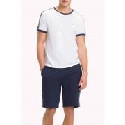 Tommy Hilfiger T-shirt bianca da uomo Tommy Hilfiger RN Tee SS - XL