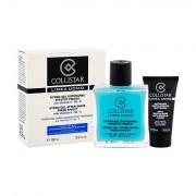 Collistar Men After Shave Fresh Effect Aftershave Gel Fresh Effect 100 ml + Anti-Falten-Pflege Anti-Wrinkle Cream 30 ml für Männer