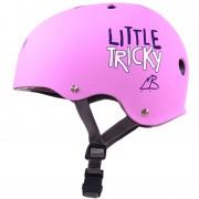 Casca Triple 8 Little Tricky Jr Pink Rubber