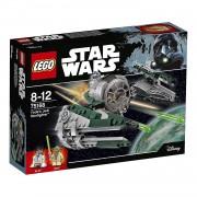 Lego Jedi Starfighter de LEGO 75168 Star Wars Yoda