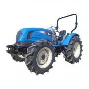 Tractor LS model U60 ROPS, 57 CP