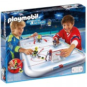 Playmobil Sports & Action: Campo de hockey sobre hielo (5594)