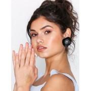 NLY Accessories Fan & Stone Circle Earrin Örhängen