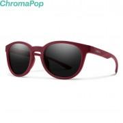 Smith Sluneční brýle Smith Eastbank matte crystal deep maroon