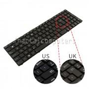 Tastatura Laptop Asus U56J layout UK