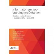 Informatorium voor Voeding en Diëtetiek supplement 92 - april 2016