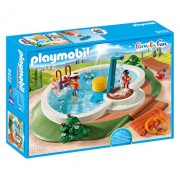 Playmobil Family Fun, Piscina