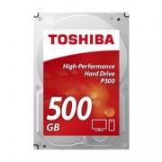 "Hard disk HDD 3.5"" SATA3 7200 500GB Toshiba P300 HDWD105UZSVA, 64MB"