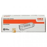 Oki 43865721 Original Toner Cartridge Yellow