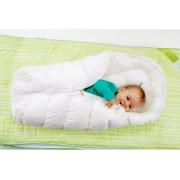 Sac de dormit Copii Green Future Gri 100% Puf de Gasca