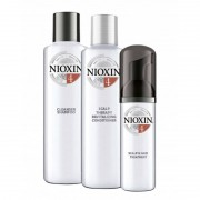 Nioxin Starter Set System 4 For Chemically Treated Noticeably Thinning Hair 150 ml + 150 ml + 40 m Håravfall