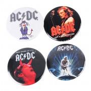 jelvények AC / DC - Logo - B-5435-S