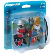 Set 2 figurine - cavaleri Knights Playmobil