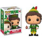 Funko Pop Buddy Elf Elfo Navidad Nueva Version Will Ferrell Navidad