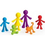 Jucarie educativa Learning Resources Family Counters