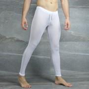 McKillop Seduce Ultra Stretch Mesh Tights Pants White NLUS-WH2