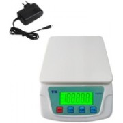 Baijnath Premnath Weighing Scale(White)
