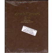 Dansco 8102 Lincoln Memorial Cents Album w/ Proof (1959-2009)