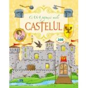 Castelul. Casa papusii mele. 200 autocolante