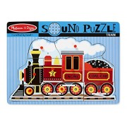 Melissa & Doug 729 Train Sound Puzzle