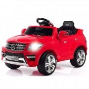 Automobil na baterije sa licencom Mercedes ML 350 crveni (DEL-ML350 R)