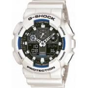 Ceas Barbatesc Casio G-Shock GA-100B-7AER Alb