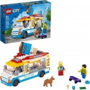 LEGO City 60253 Camión de los Helados