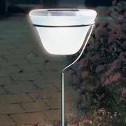 Esotec Design Solar chip light stainless steel