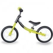 Детско колело за баланс Poke - зелено, MASTER, MAS-S012-green
