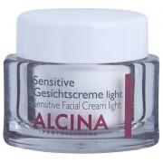 Alcina Tonic delicat pentru calmarea și consolidarea pielii sensibile( Sensitive Facial Cream Light ) 50 ml