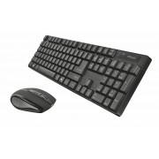 TRUST XIMO Wireless Keyboard & Mouse Безжична Клавиатура и Мишка