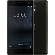 Nokia 3 Single SIM zwart